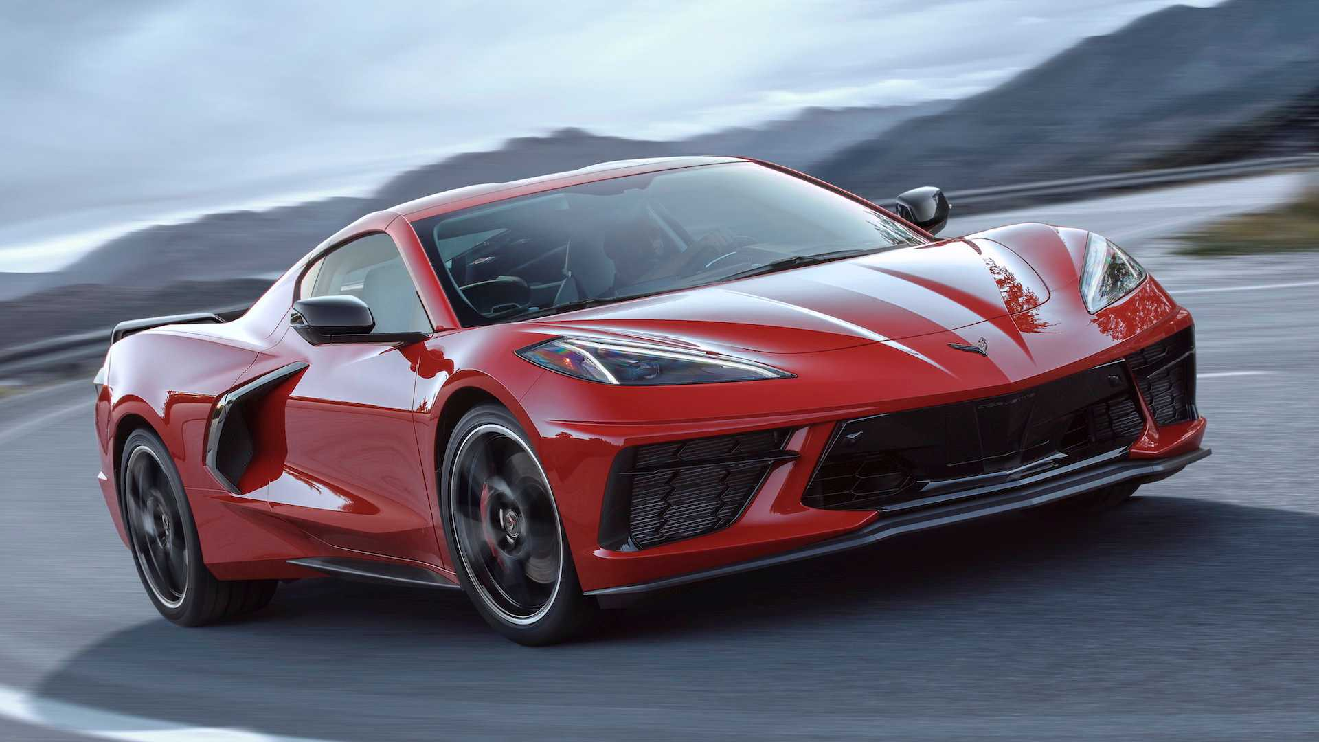 C8 Corvette ZR1 Will Get 900-HP, Twin-Turbo, Hybrid V8 ...