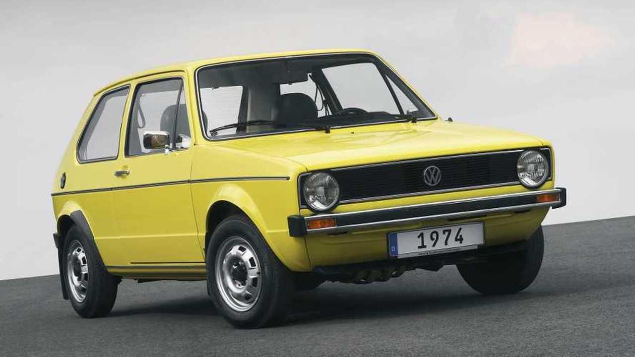 Volkswagen Golf 1. Génération