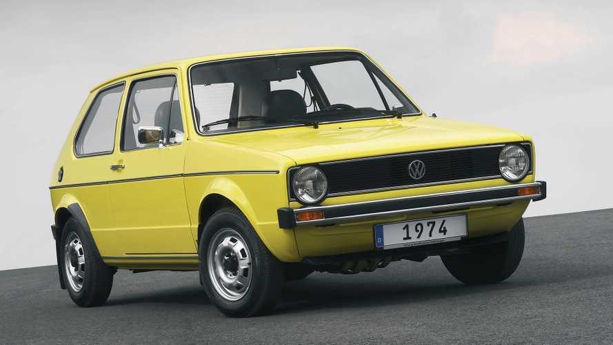 Rétrospective VW Golf - Retour sur la Golf 1 (1974 - 1983)