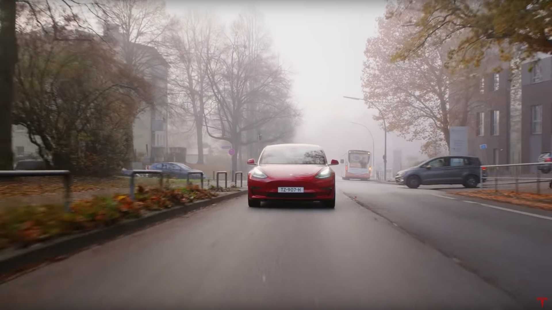 Tesla Model 3 Was #3 Best Selling Car In Europe In December