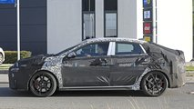 Hyundai i30 Fastback N Facelift Spy Photos