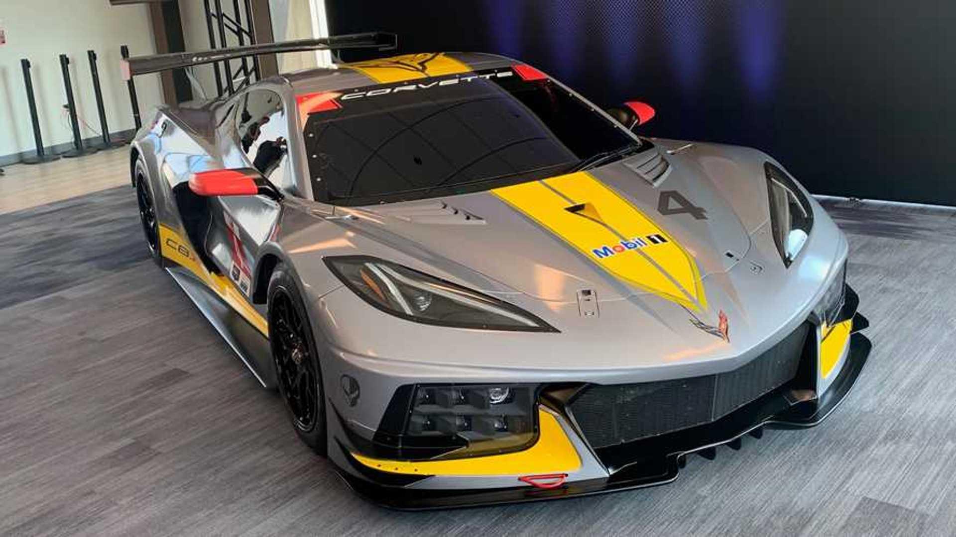 Kekurangan Corvette V8 Top Model Tahun Ini