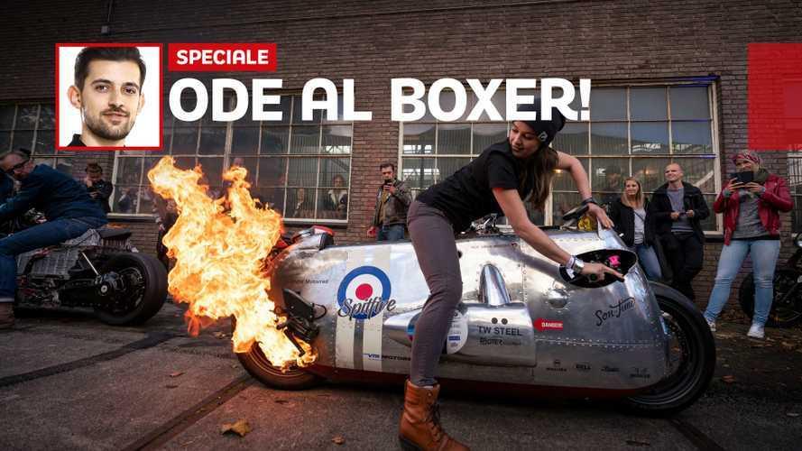 BMW Motorrad Pure&Crafted Festival 2019: quando il boxer suona rock