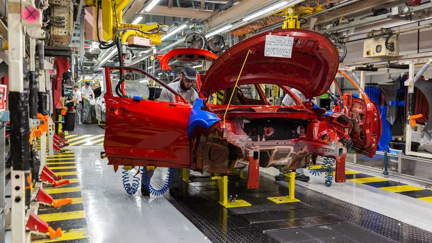 Nissan could buck the trend and increase UK production post-Brexit