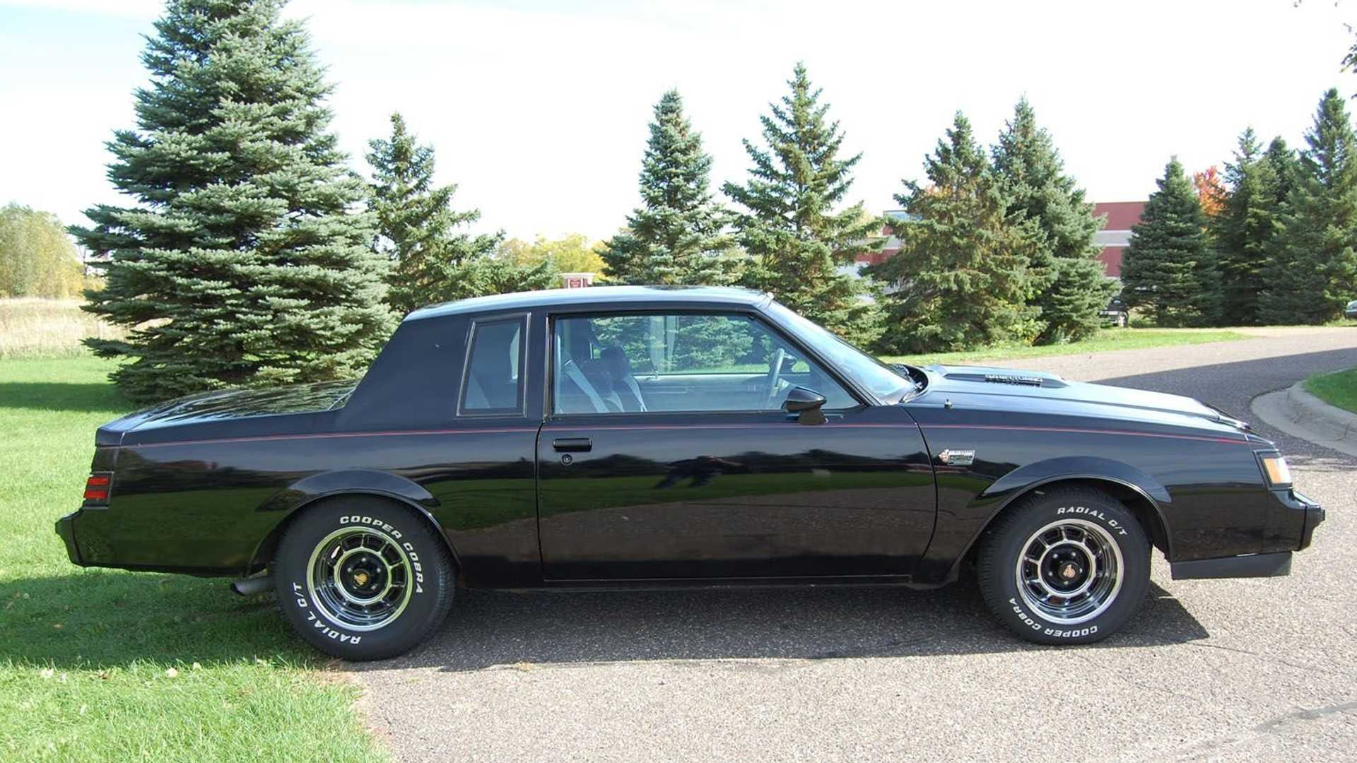 "[""Spool Up A Sinister 1987 Buick Grand National""]"
