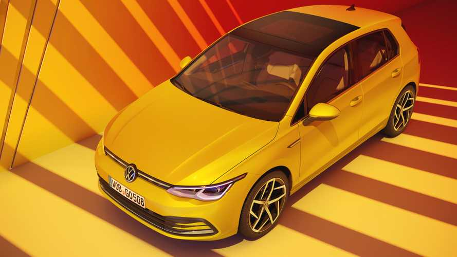 VW Golf 8 videos show the upscale hatchback from every angle
