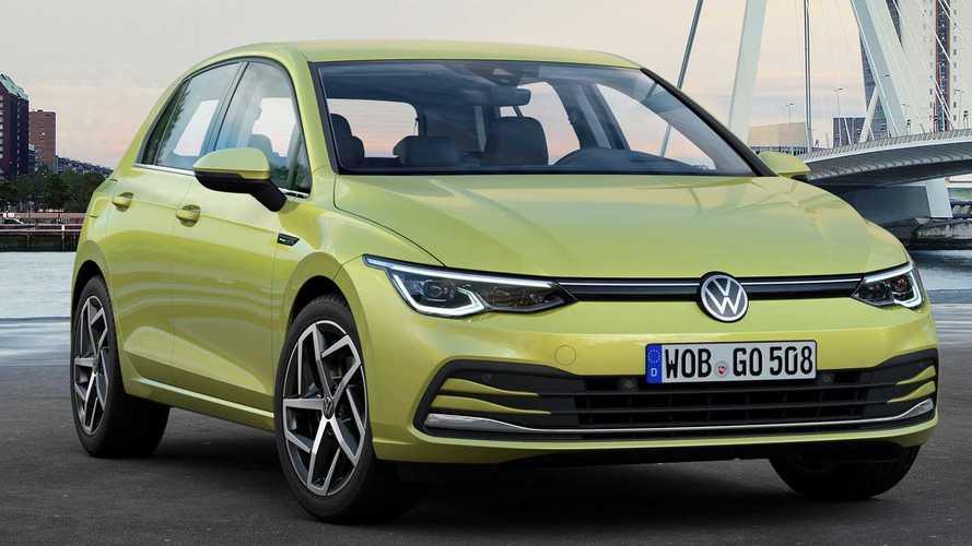 Estas son las versiones del Volkswagen Golf VIII que llegarán en 2020