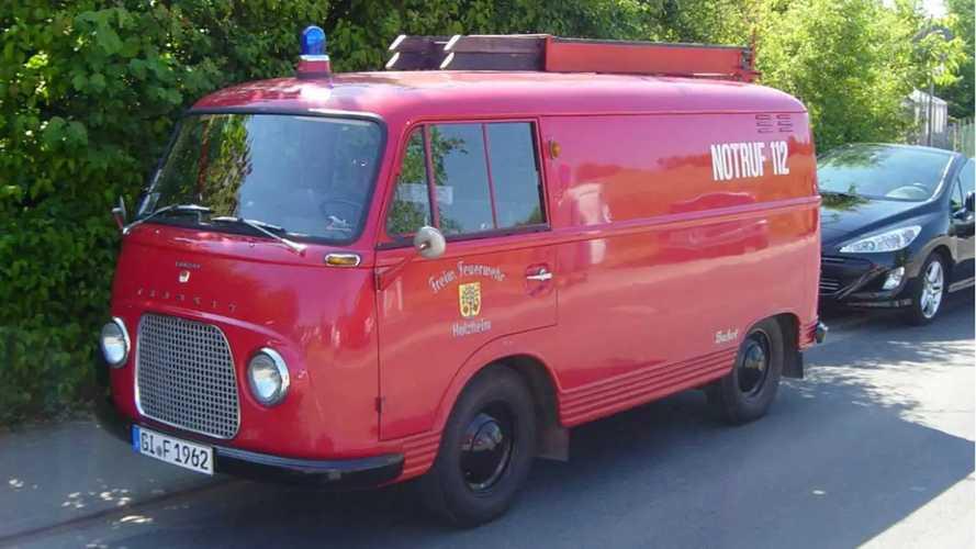 Ford Transit 66 anni di un'icona