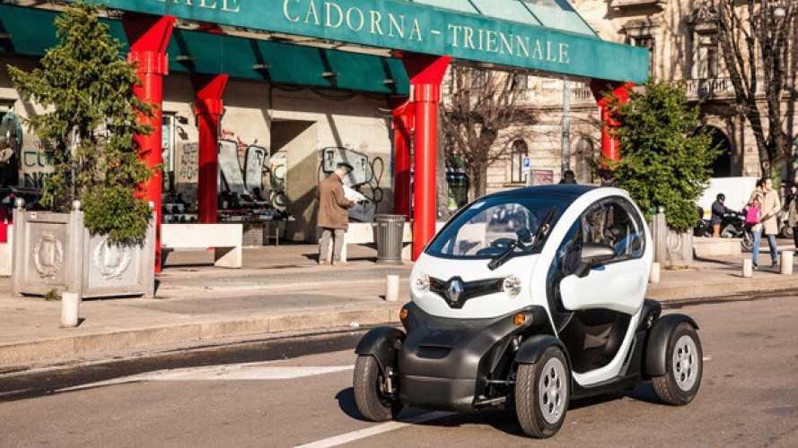 Renault Twizy Cargo, prime impressioni