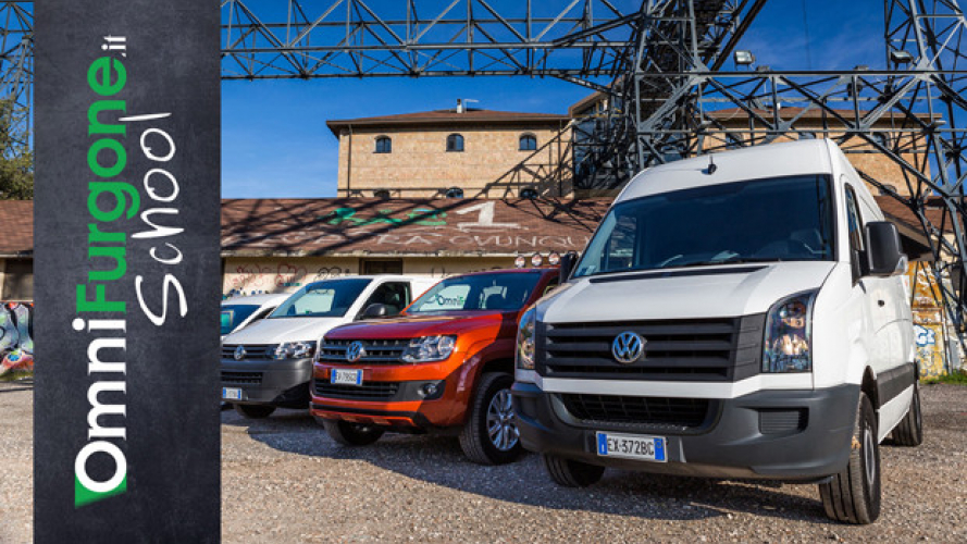 La Gamma Volkswagen Veicoli Commerciali | School Business 2015
