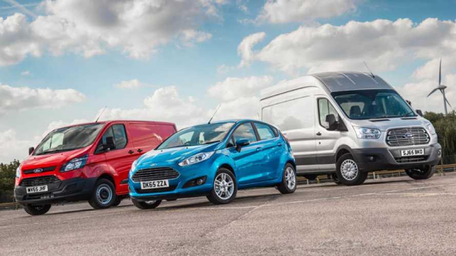 Ford aumenta quota in Europa nei van