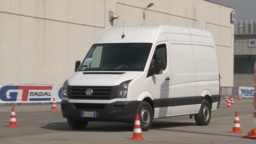 Transpotec 2015, Volkswagen in fiera