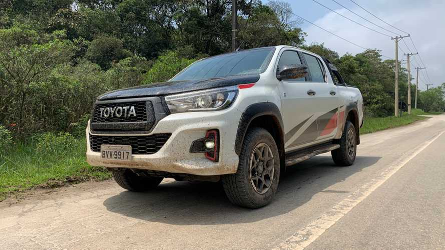 Toyota Hilux assegura top 5 em 10 estados nas vendas de março