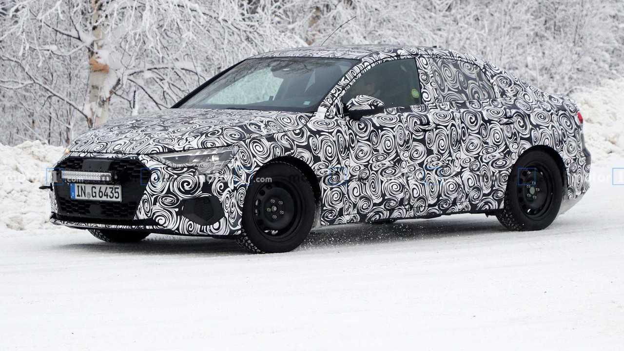 Flagra - Audi A3 Sedan 2021