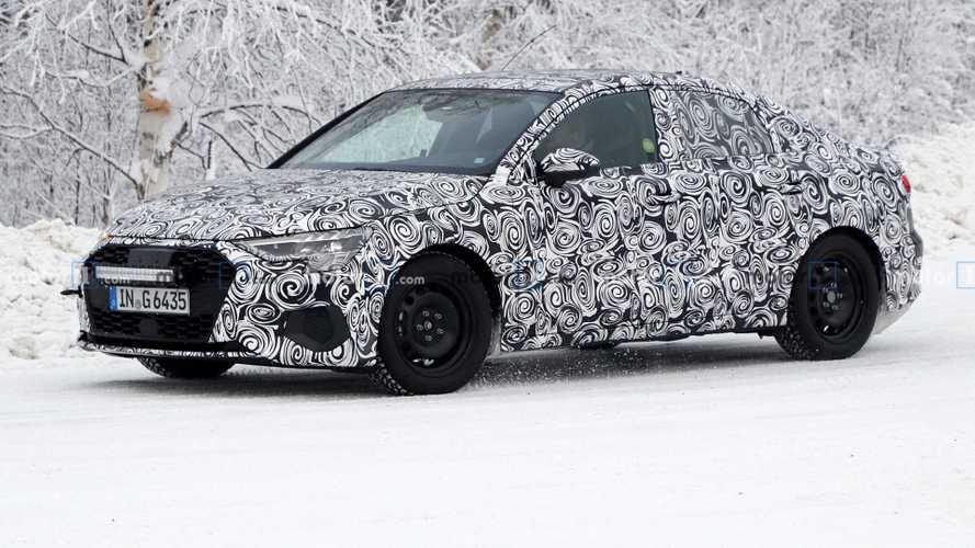 Novo Audi A3 Sedan aparece quase pronto e vem ao Brasil em 2021