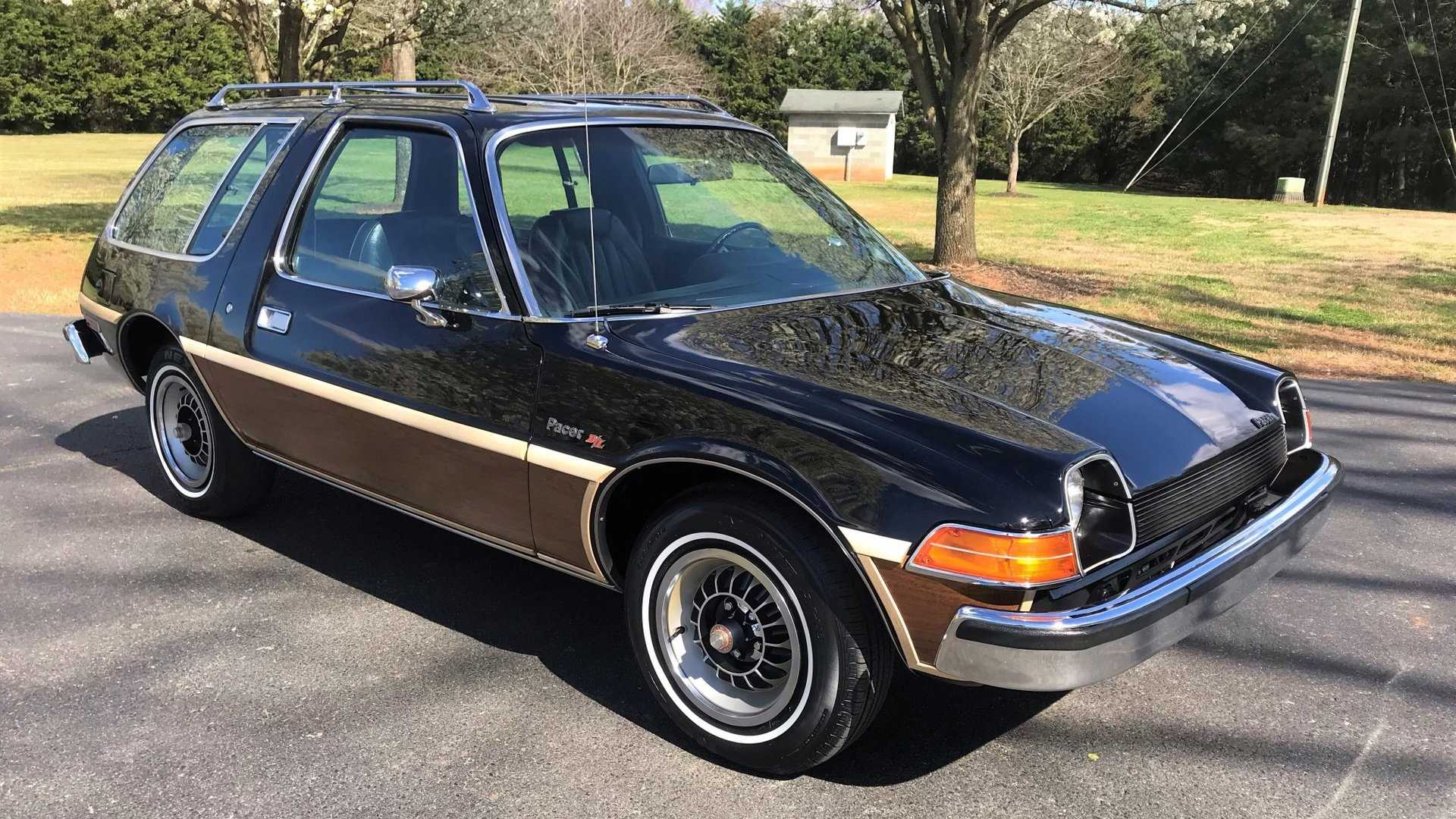 "[""Bid On This Low-Mileage 1977 AMC Pacer""]"