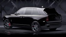 Rolls-Royce Black Badge Cullinan (2020)