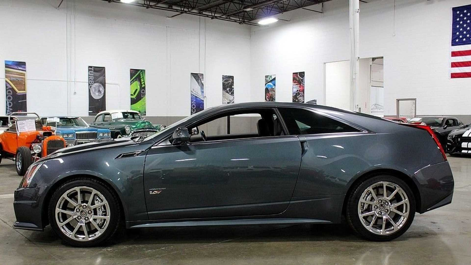 Own This 2011 Cadillac Cts V Full Of Supercharged Goodness Motorious