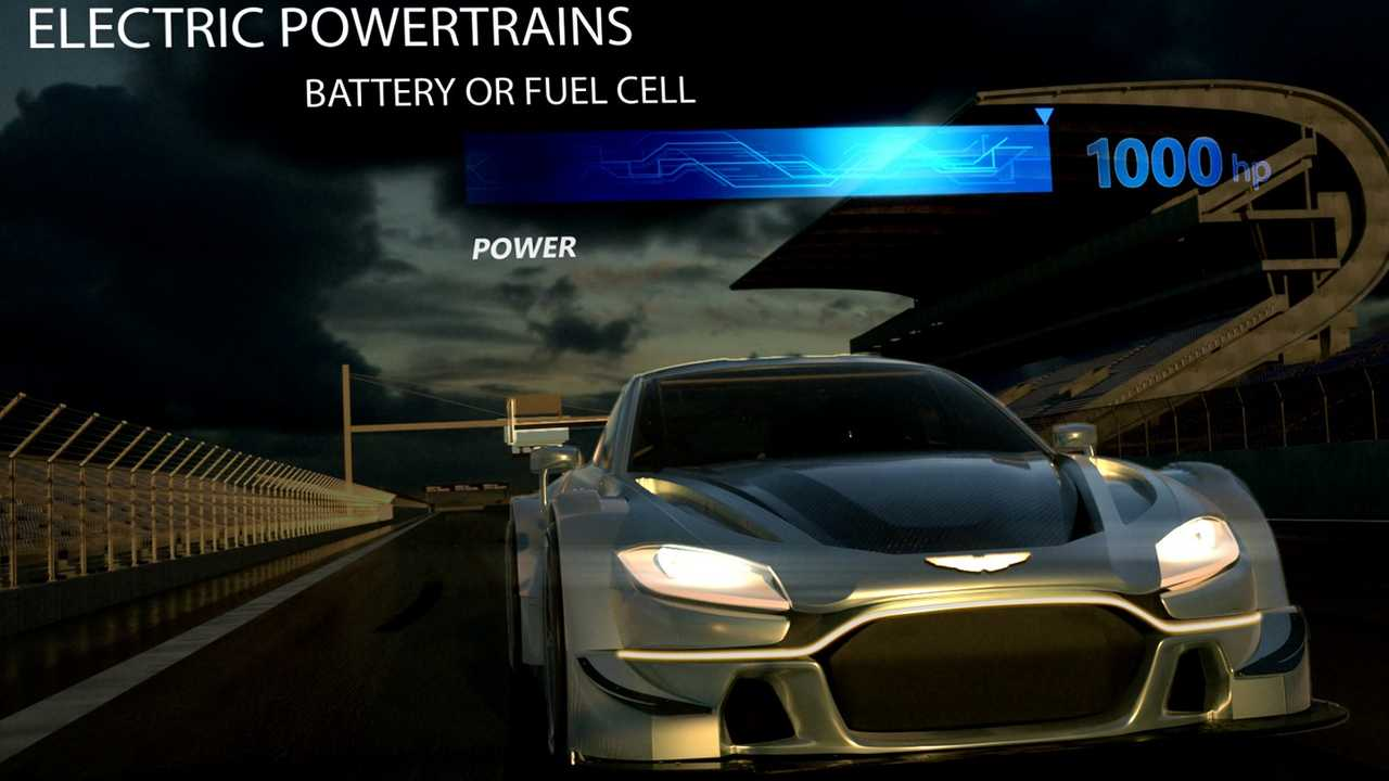 Peak power of 1000bhp available for brief periods