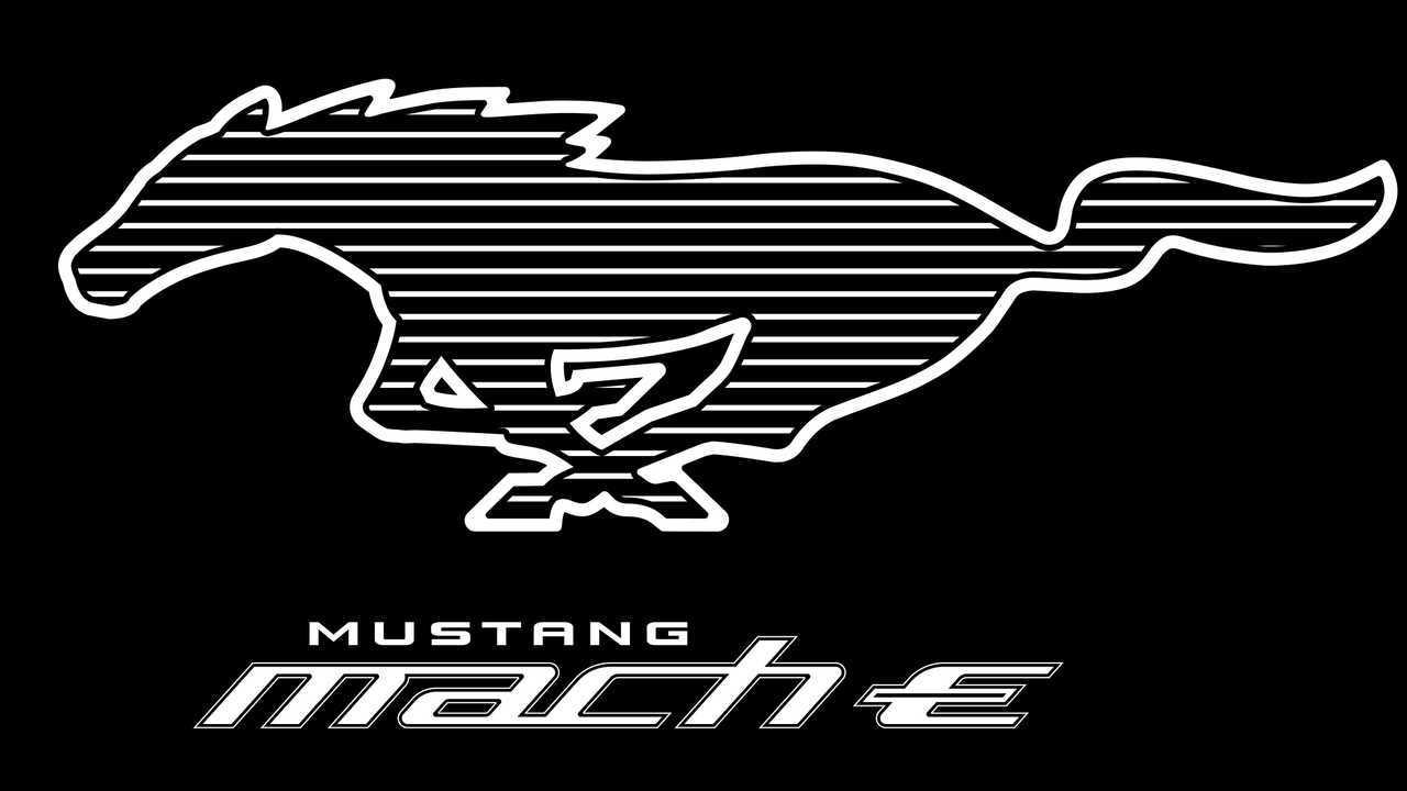 Ford Mustang Mach-E logó