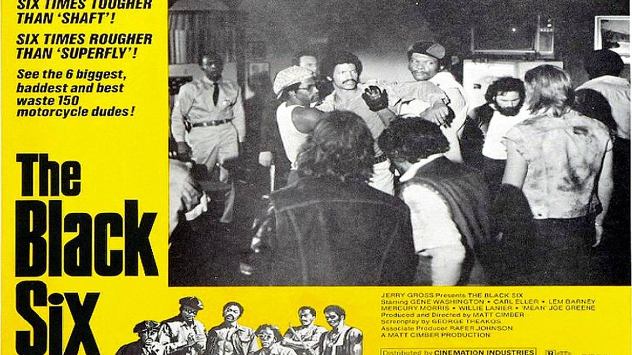 The Black Six (1973) - Moto Movie Review