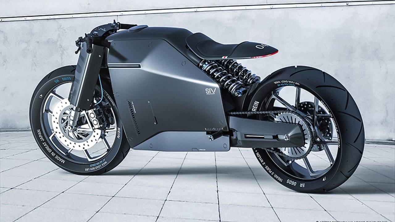 Samurai- Zen & the Origami of Motorcycle Design