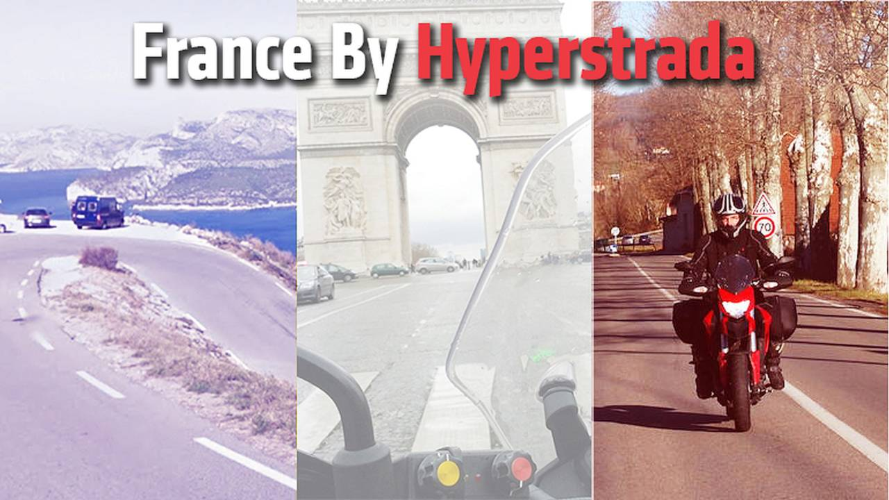 France By Hyperstrada