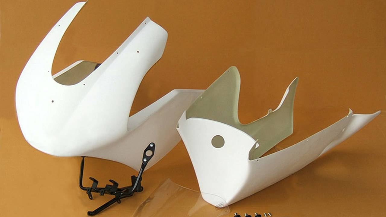 Motorcycle Track Fairings