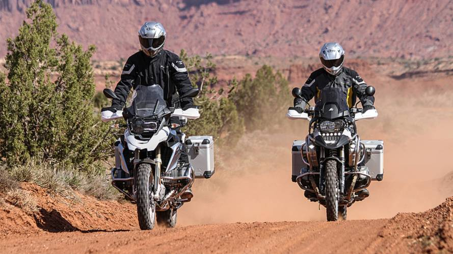 Touratech Compares Old GS To New