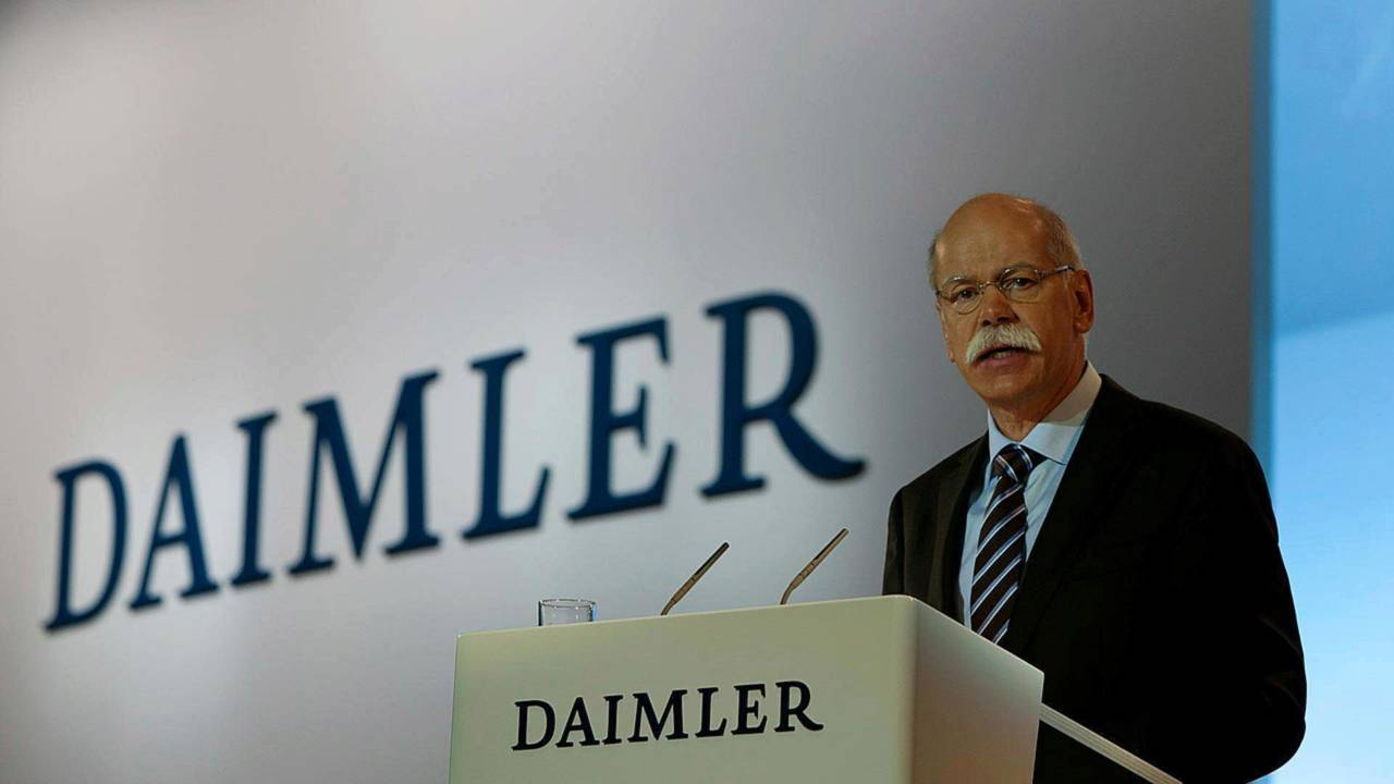 6. Daimler Caught Bribing International Officials