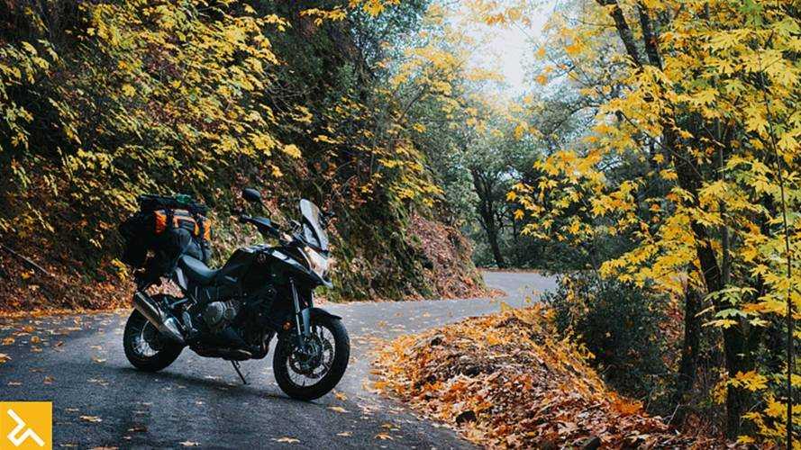 2016 Honda VFR1200X –Ride Review