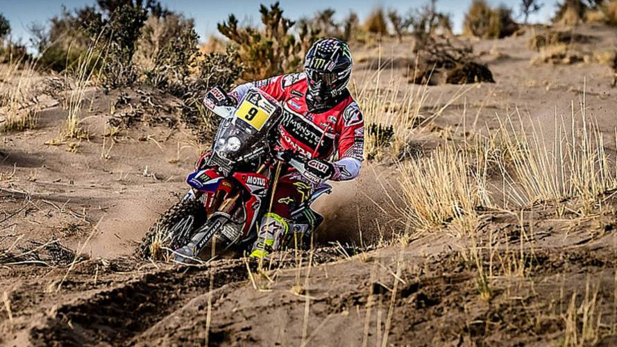 2017 Dakar Rally Stage 7 Results