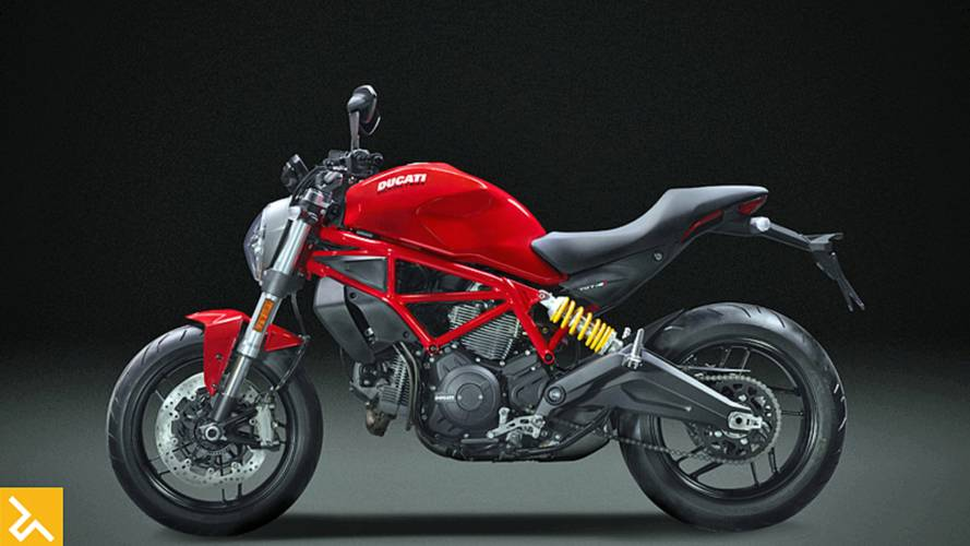 New Ducati Monster 797 Coming Our Way