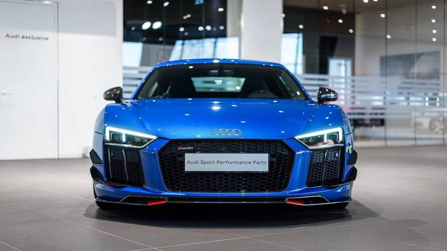 Audi R8 V10 Plus Photo Galleries Motor1