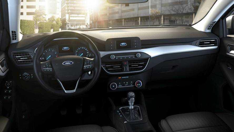 2019 Ford Focus Trend Trim