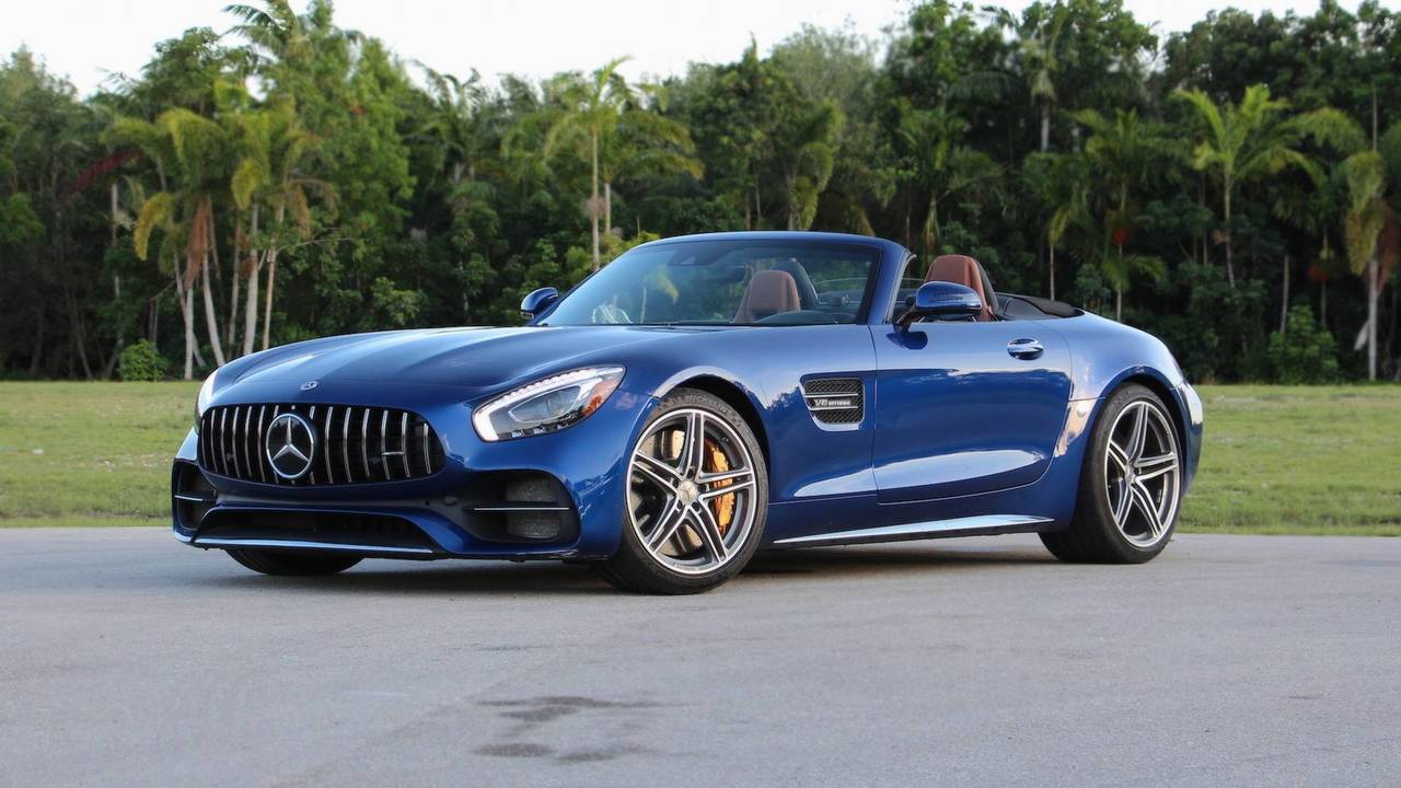 2018 Mercedes-Benz AMG GT C Roadster: Review