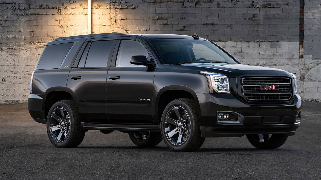 GMC Yukon Graphite Edition