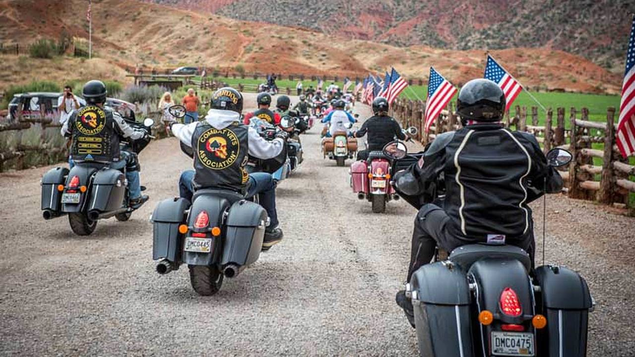 Indian Motorcycle Will Join Veterans Charity Ride to Sturgis