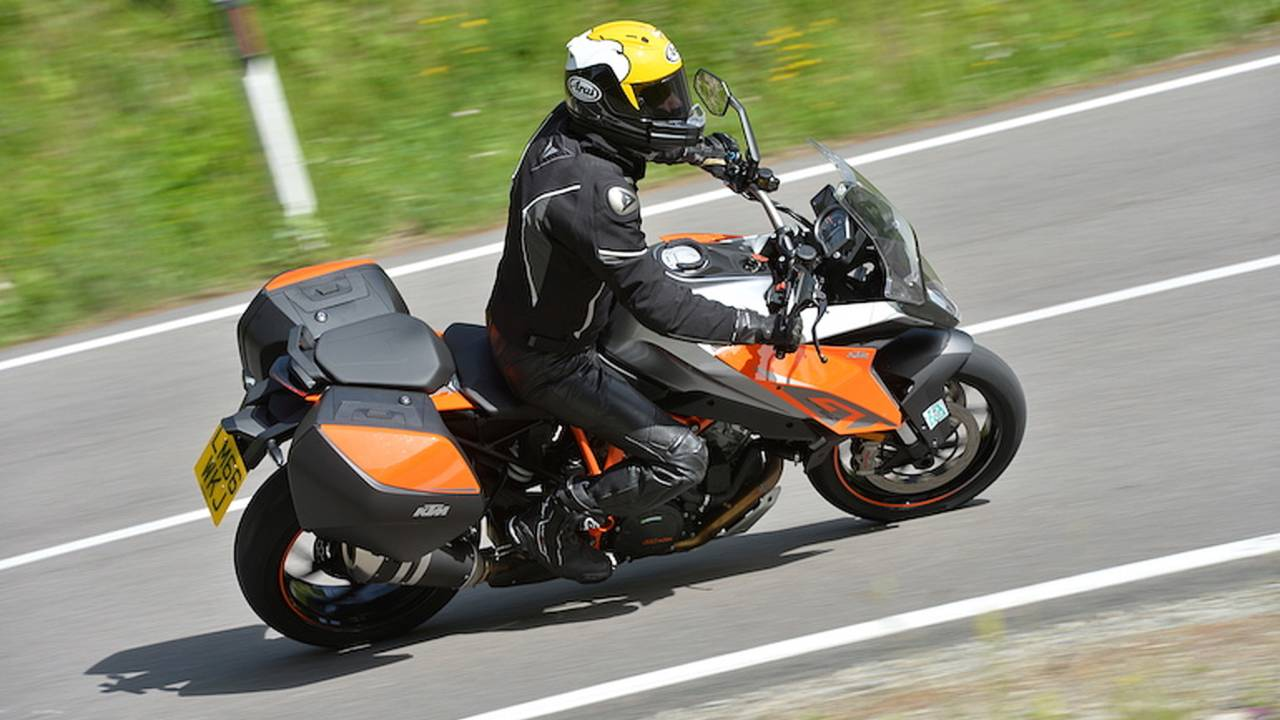 <em>It would seem the KTM 1290 Super Duke GT has the ability to draw the wrong kind of attention.</em>