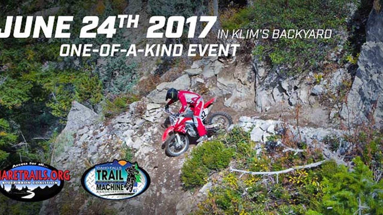 KLIM Calls For Entries in 'Cow Tag' Off-Road Ride