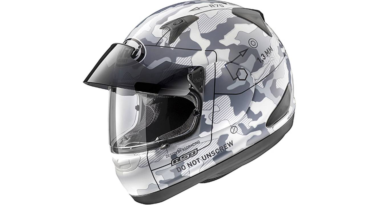 Arai PRO Shade System Review with Video