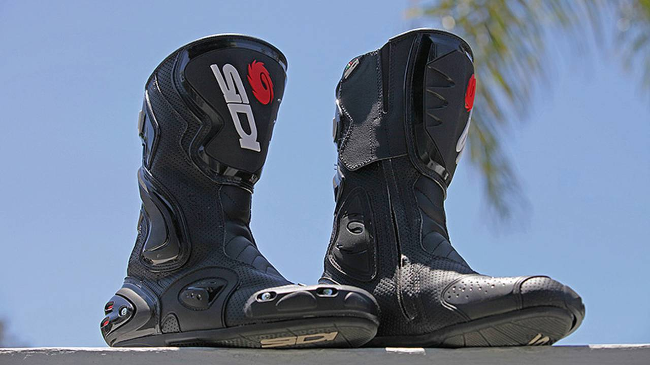 Gear Review: Sidi Cobra Air Boots