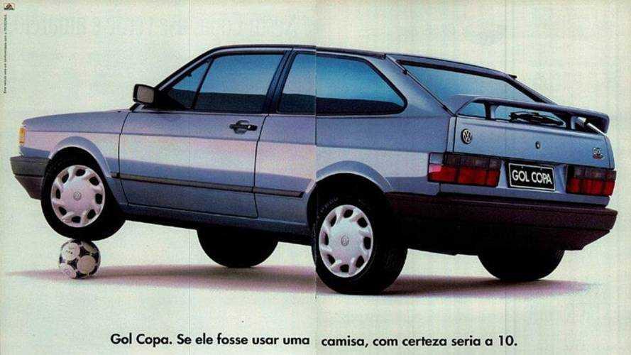 Volkswagen Gol Copa 1994