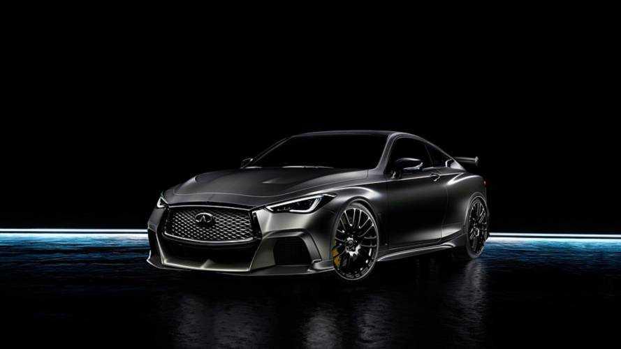Közelebb a sorozatgyártáshoz az F1-es technikával szerelt Infiniti Project Black S