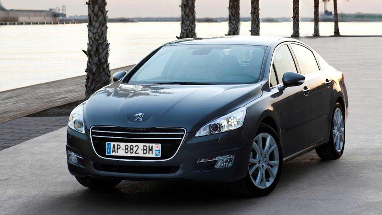 2012 - Peugeot 508