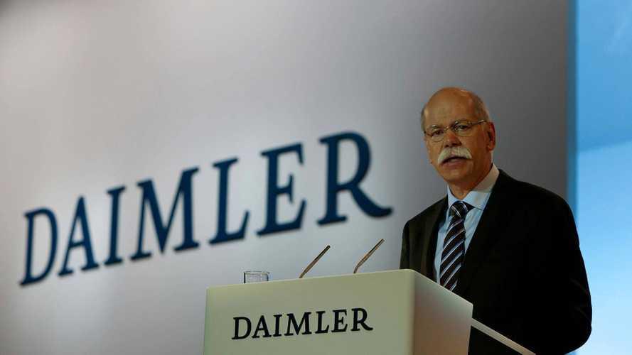 Daimler ve Geely ortaklığı büyütmeyi planlıyor