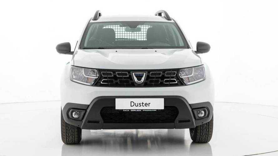 2018 Dacia Duster Fiskal