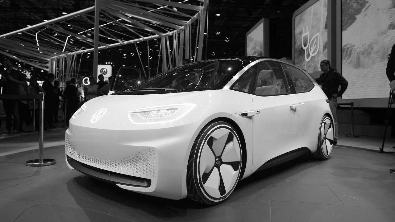 Volkswagen I.D. Concept al Salone di Parigi