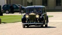 The Queen's Rolls-Royce Phantom IV