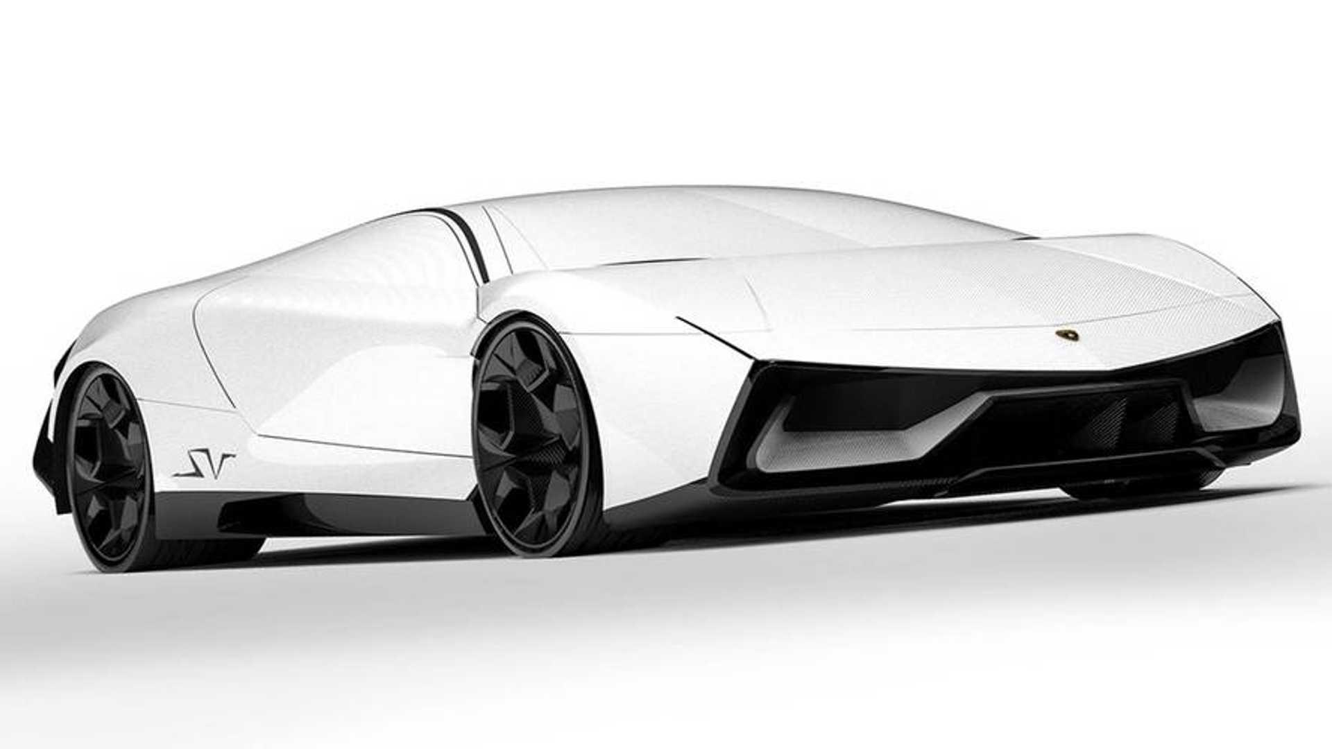 Lamborghini Pura Sv Is A Sleek Stunning Look At Lambo S Future